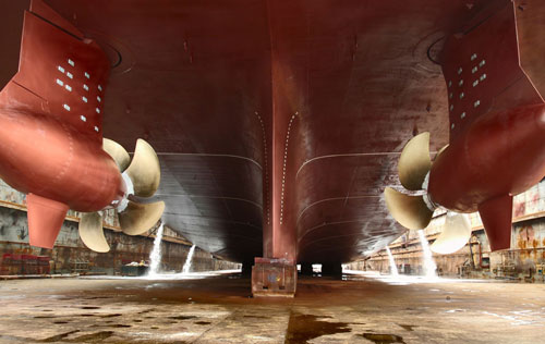 Azimuth thrusters Westrock
